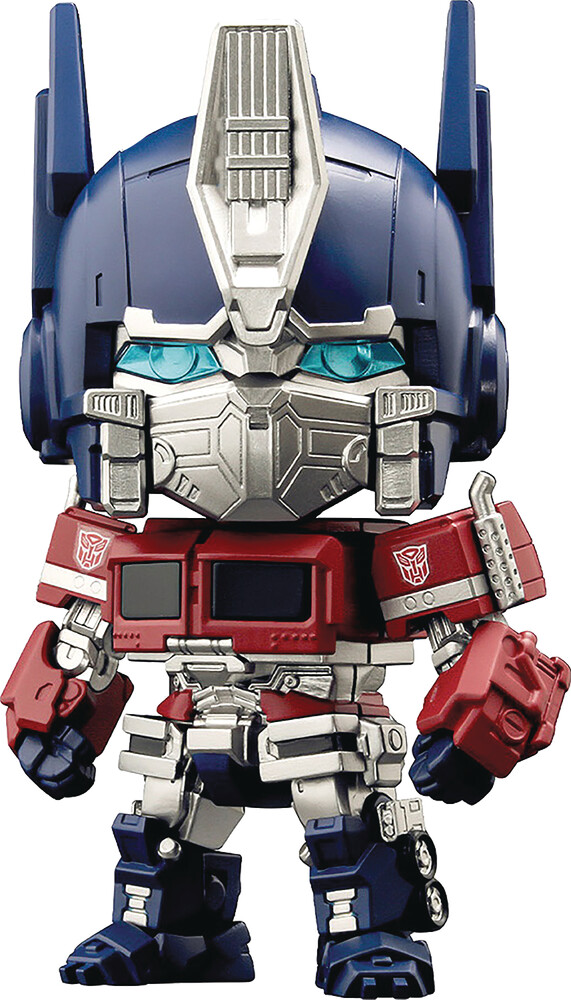 Good Smile Company - Good Smile Company - Transformers Bumblebee Optimus Prime NendoroidAction Figure