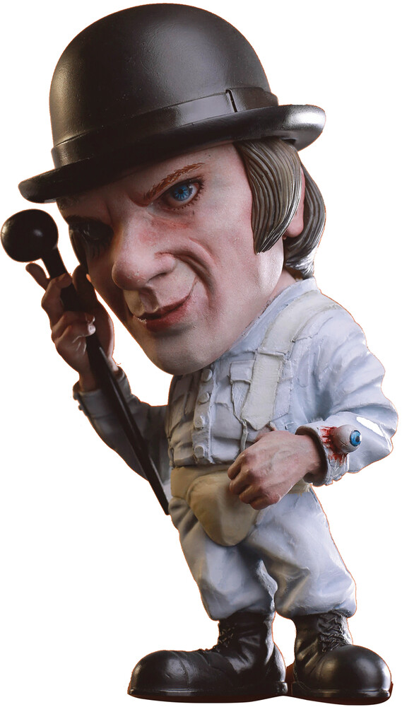 Star Ace Toys - Star Ace Toys - Clockwork Orange Alex Delarge Defo Real PolyresinStatue (Net)