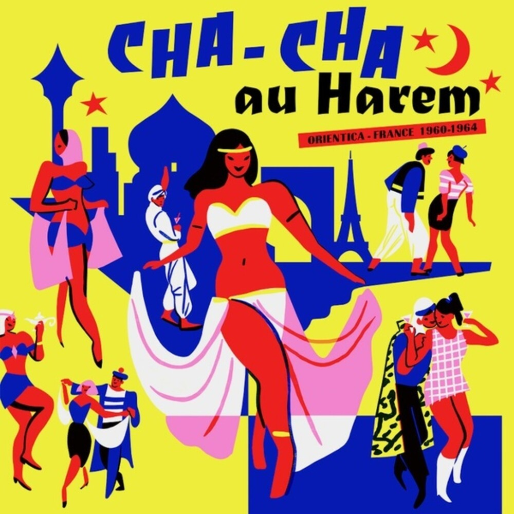 Cha-Cha Au Harem / Various - Cha-Cha Au Harem / Various