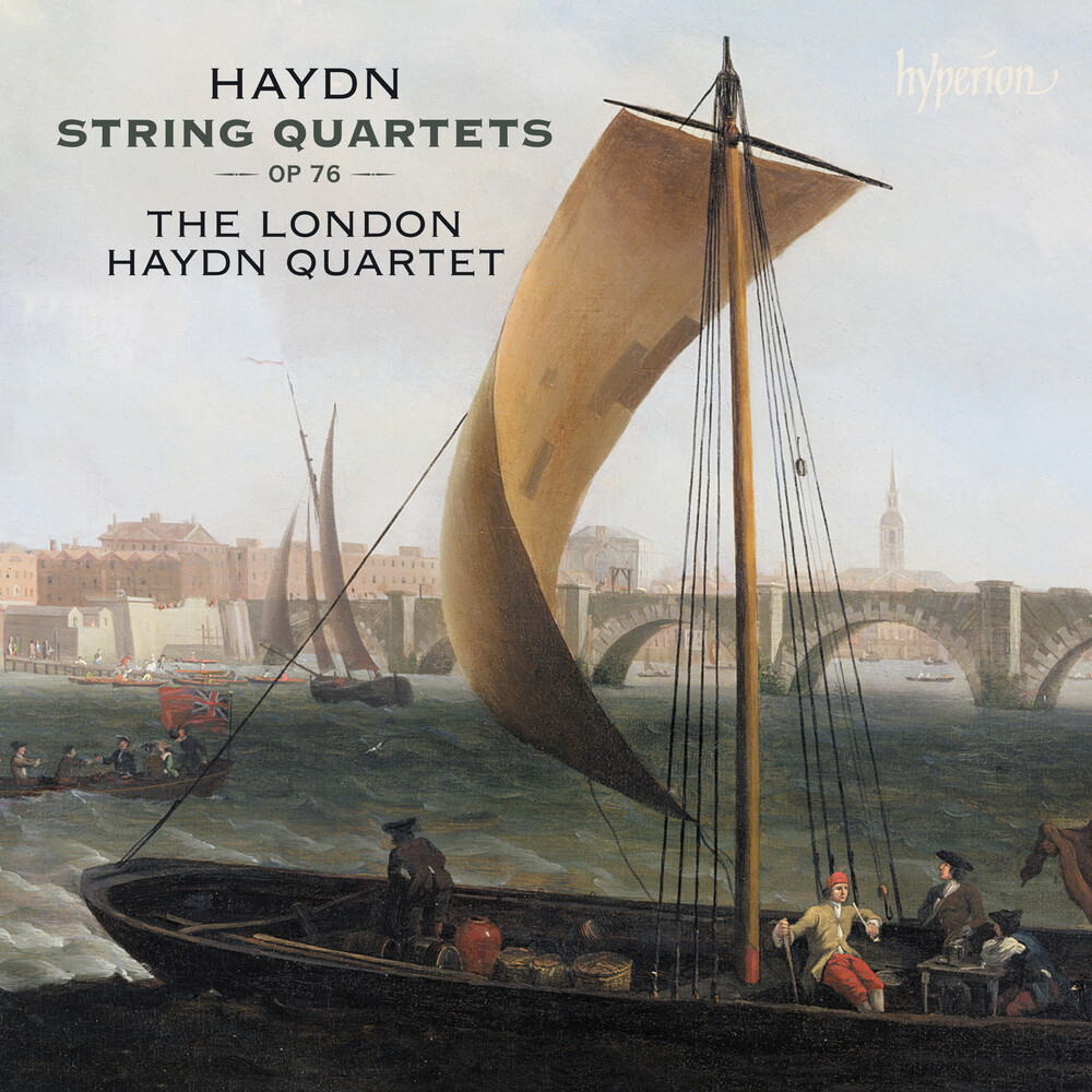 London Haydn Quartet - Haydn: String Quartets Op.76