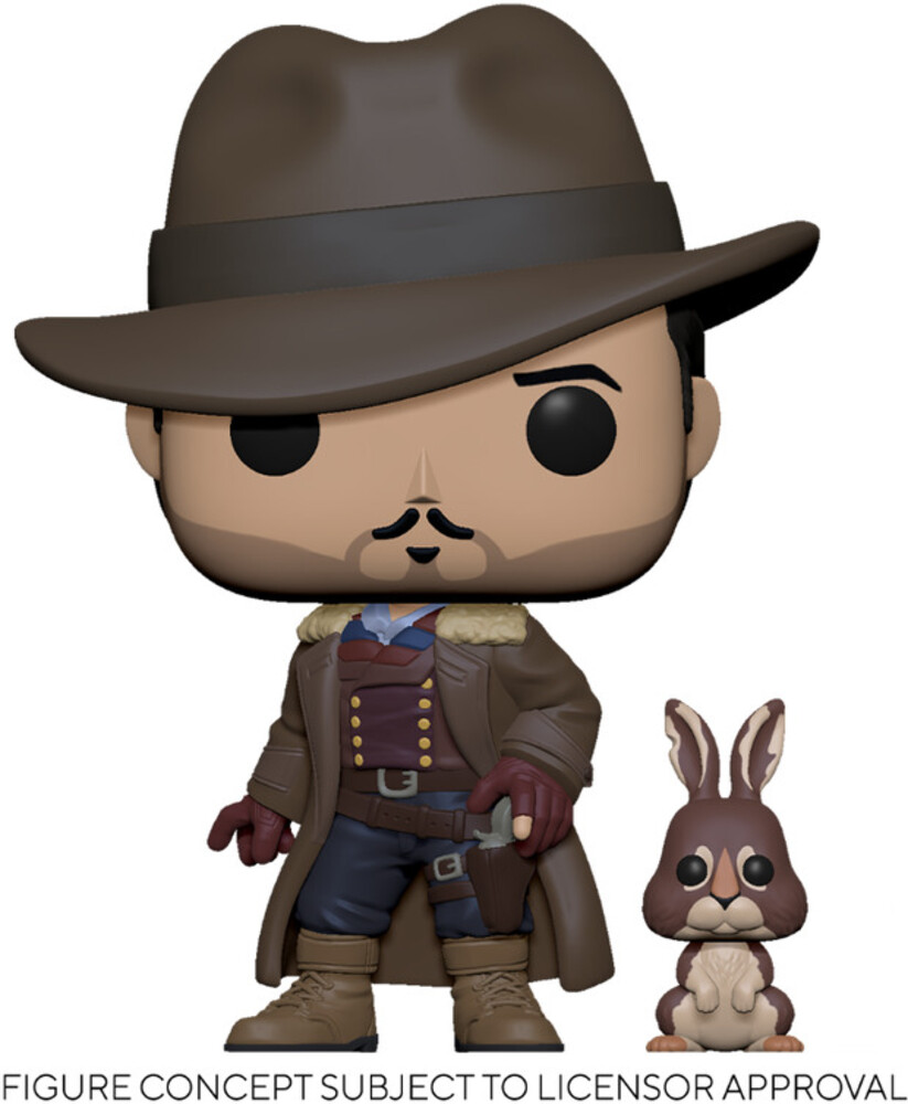 - FUNKO POP! & BUDDY: His Dark Materials- Lee w/Hester
