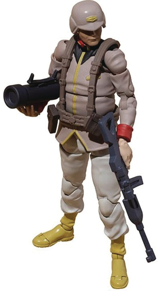 Megahouse - Megahouse - GMG MSG Earth United Army Soldier 02 PVC Figure