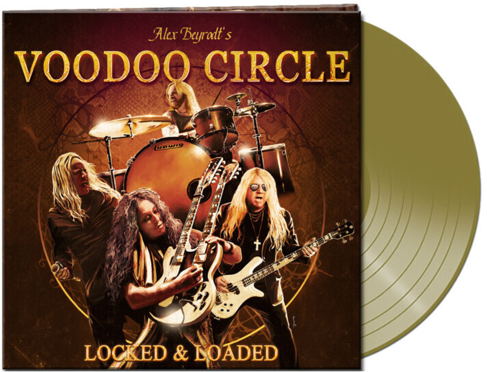 Voodoo Circle - Locked & Loaded (Gold Vinyl) [Indie Exclusive] (Gate) (Gol)