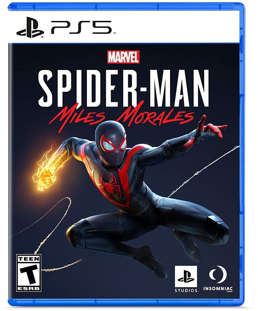 Ps5 Spider-Man: Miles Morales Replen - Marvel's Spider-Man: Miles Morales for PlayStation 5