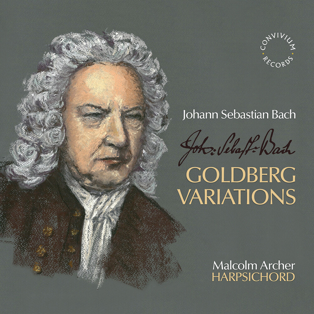 J Bach .S. / Archer - Goldberg Variations