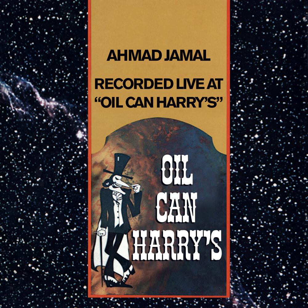 Ahmad Jamal - Recorded Live At Oil Can Harry's (Mod)