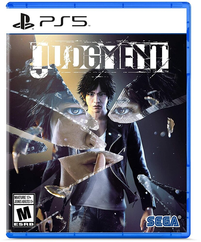 Ps5 Judgement - Judgement for PlayStation 5