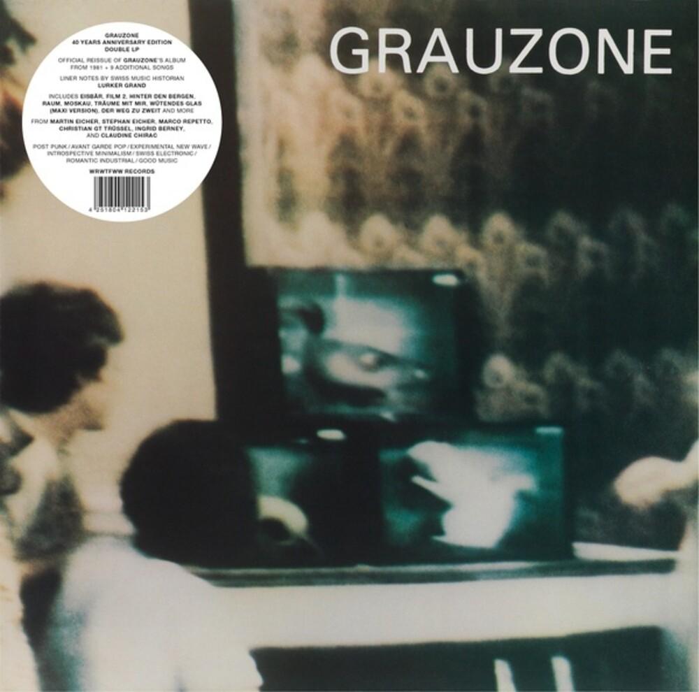 Grauzone - Grauzone (40 Years Anniversary Edition)
