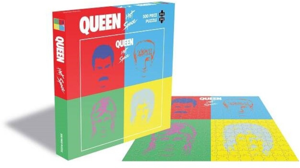 - Queen Hot Space (500 Piece Jigsaw Puzzle)