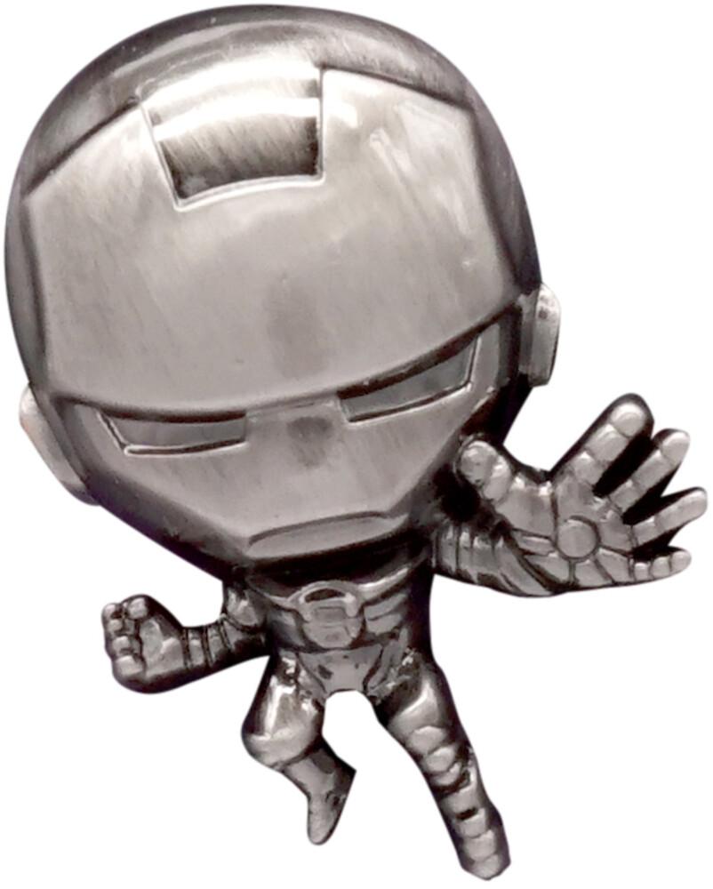 - Marvel Iron Man Pewter Lapel Pin (Pin)