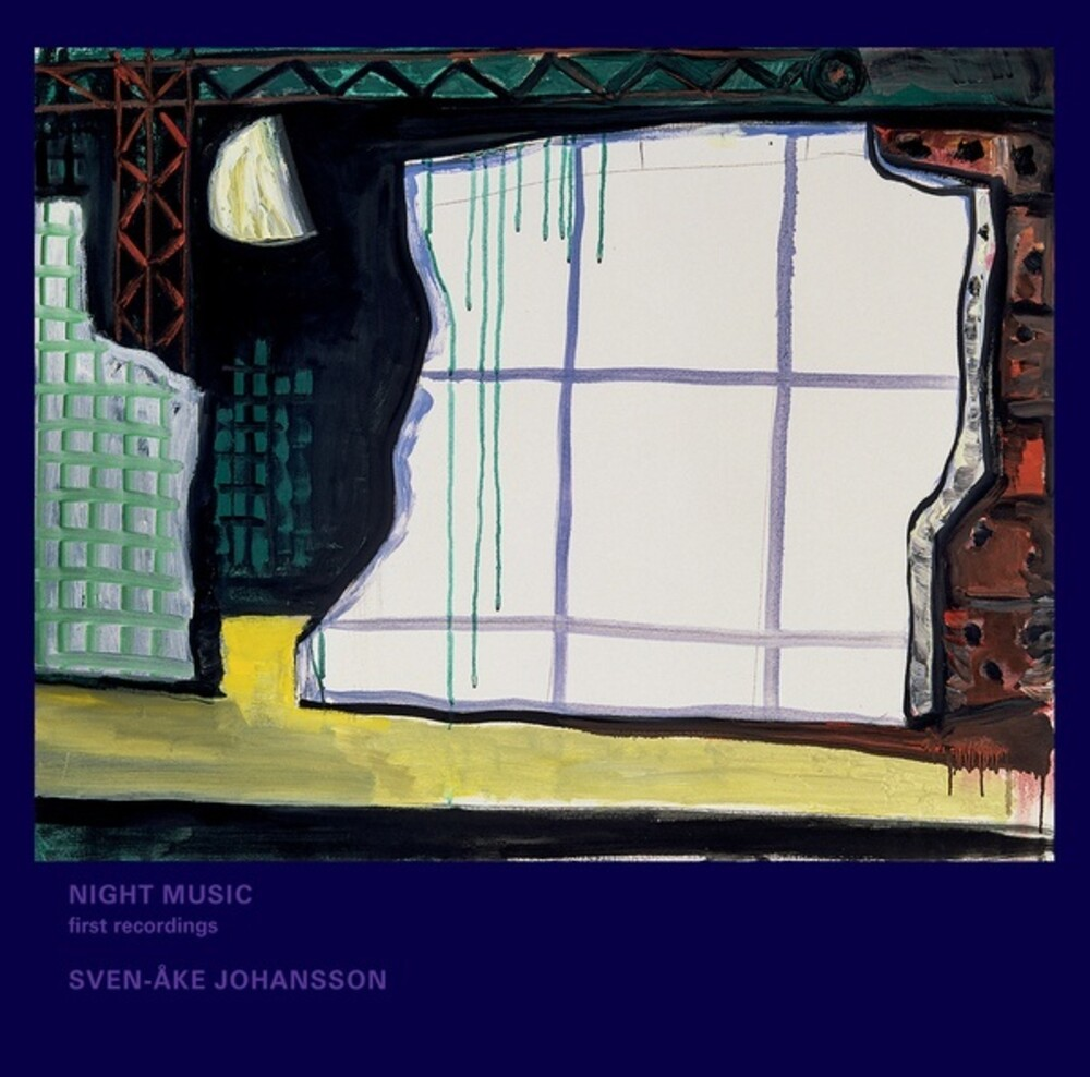 Sven Johansson -Ake - Night Music (First Recordings) (W/Cd) (3pk)