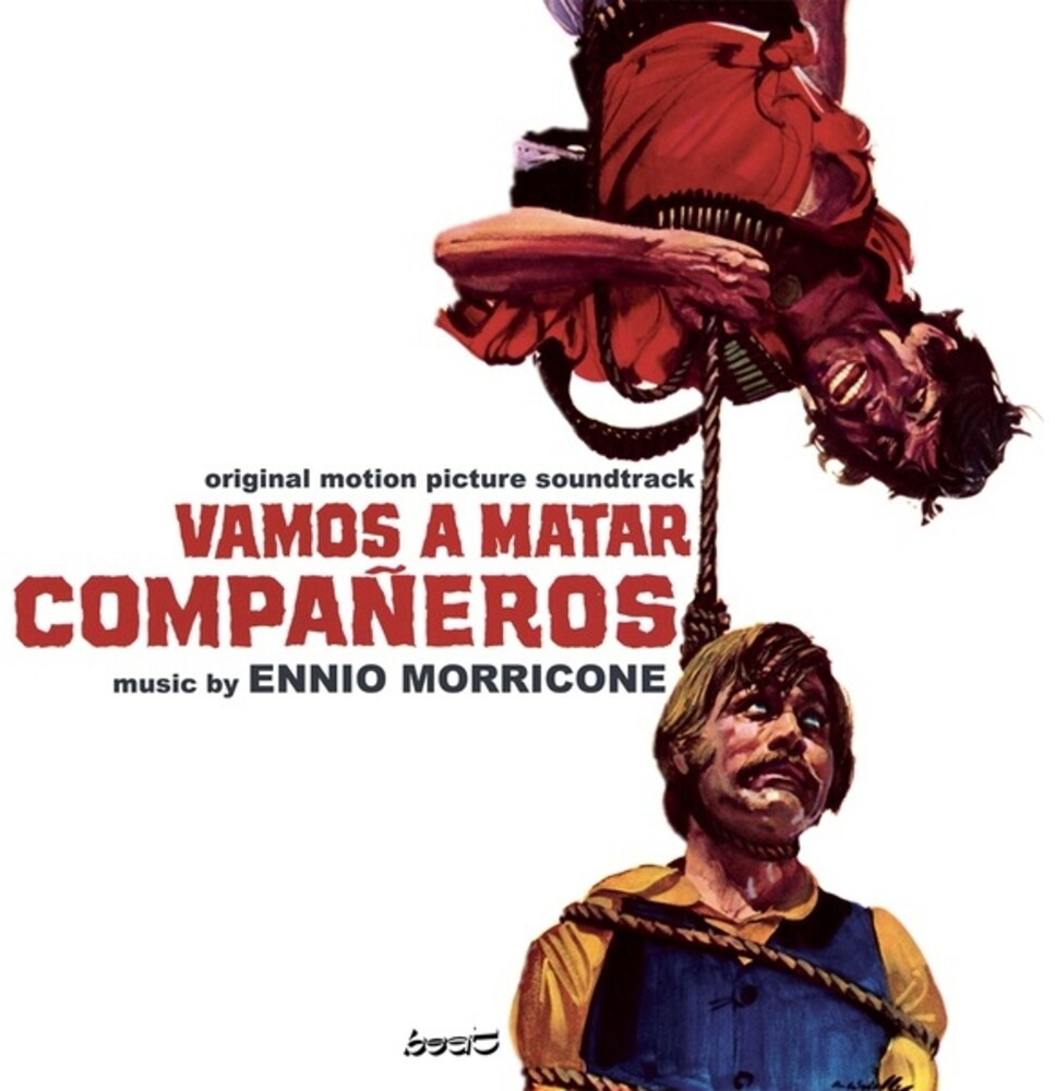 Ennio Morricone  (Ita) - Vamos A Matar Companeros / O.S.T. (Ita)