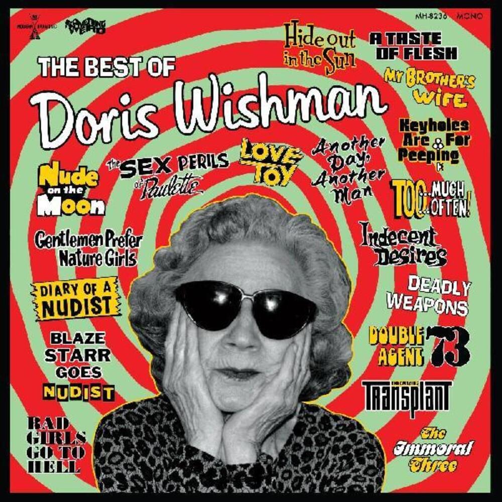 Best Of Doris Wishman / Various (W/Dvd) (Blk) - Best Of Doris Wishman / Various (W/Dvd) (Blk)