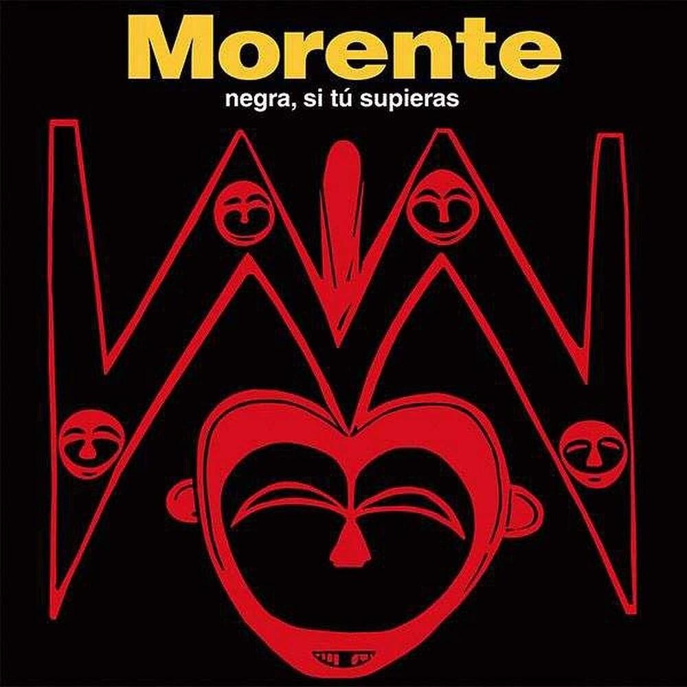 Enrique Morente - Negra Si Tu Supieras