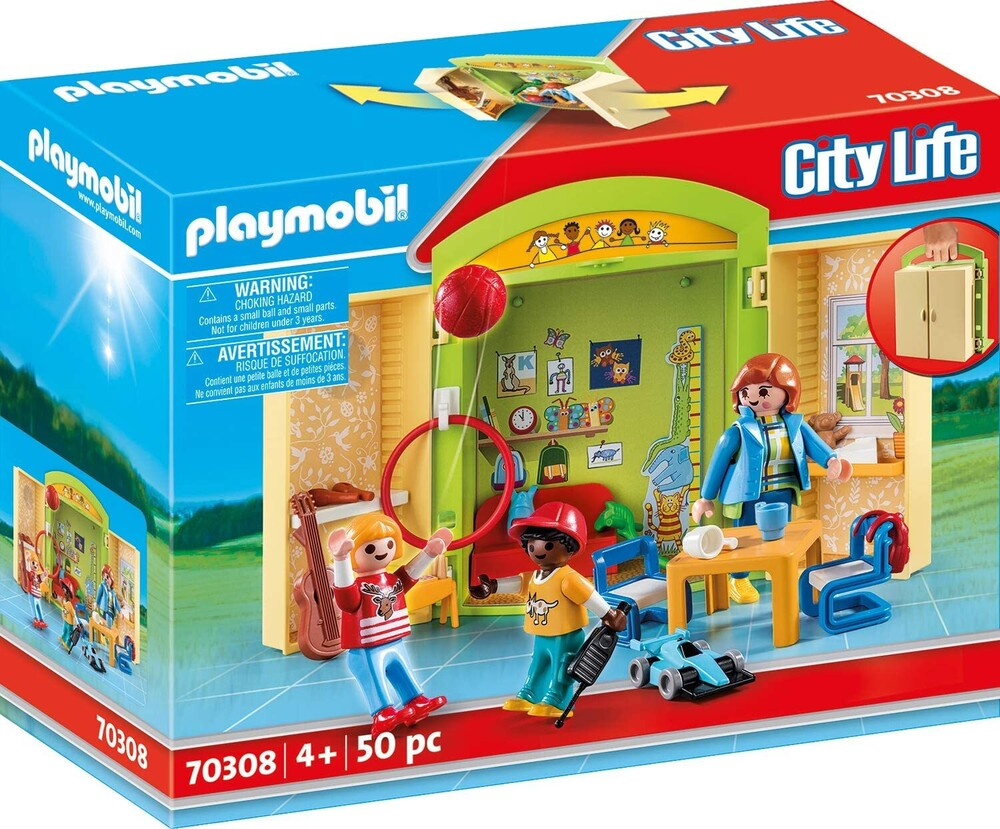 - City Life Preschool Play Box (Fig)