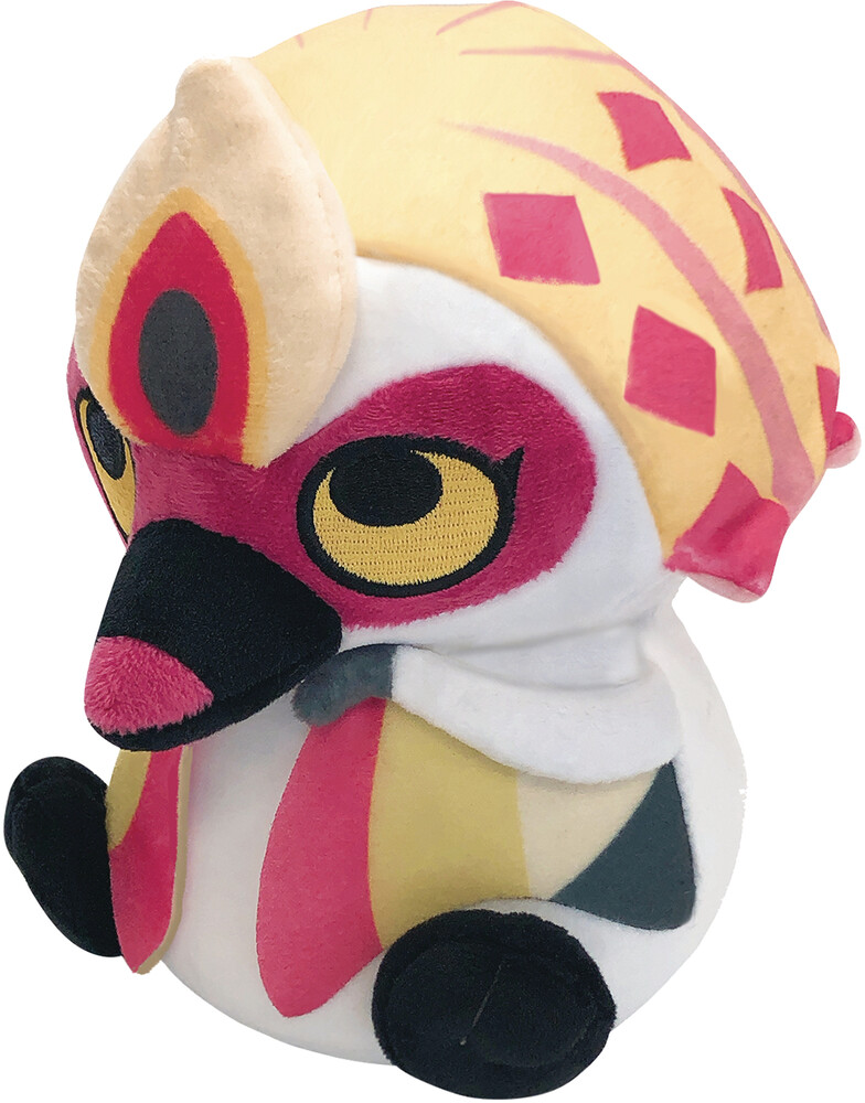 - Monster Hunter Chibi Plush Aknosom (Clcb) (Fig)