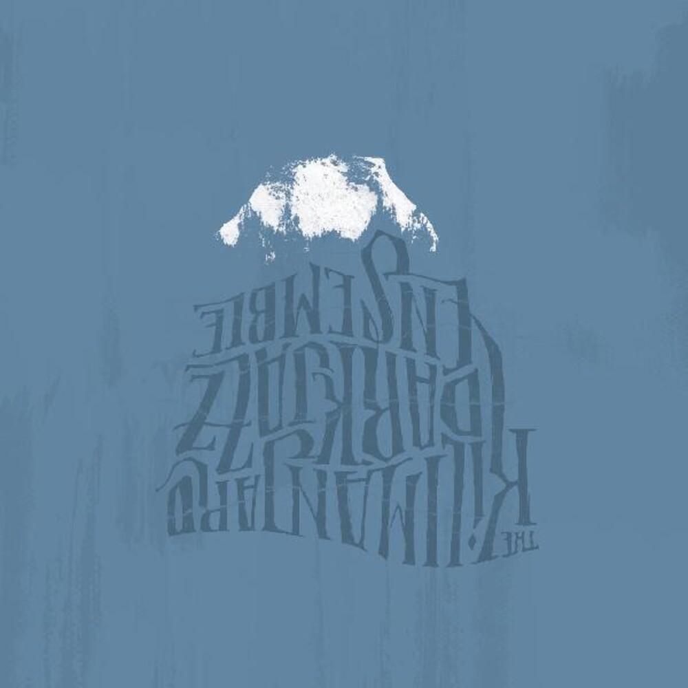 Kilimanjaro Darkjazz Ensemble - Kilimanjaro Darkjazz Ensemble [Colored Vinyl] [180 Gram] (Red)
