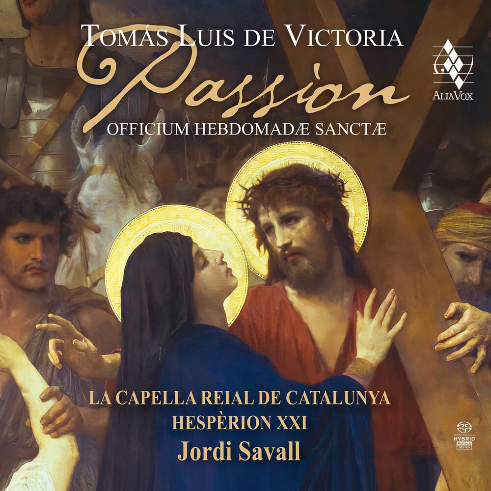 Jordi Savall - Victoria: Passion - Officium Hebdomadae Sanctae