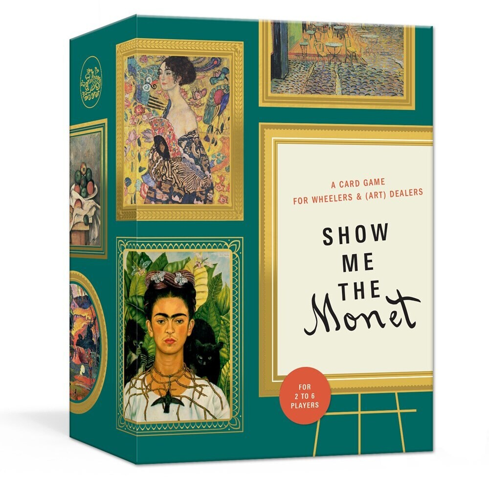 - Show Me The Monet A Card Game (Crdg)