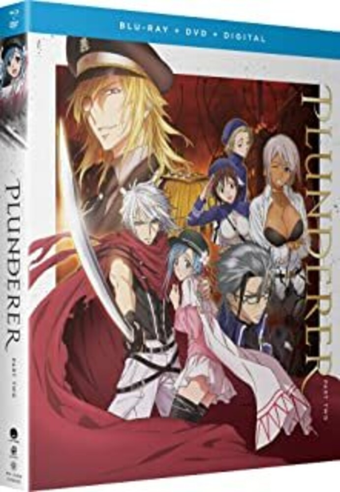 - Plunderer - Part 2 (4pc) (W/Dvd) / (Box Digc Sub)