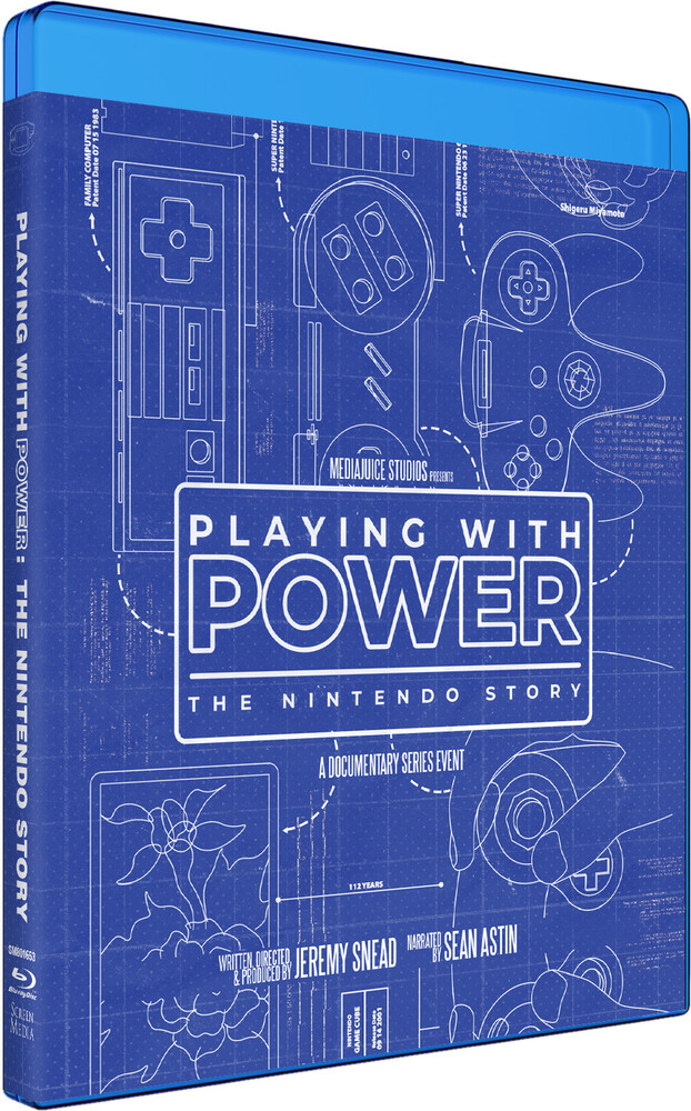 - Playing with Power: The Nintendo Story BD