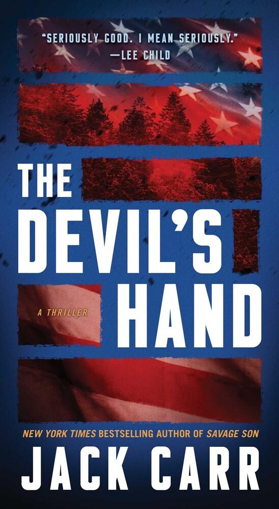 Jack Carr - Devils Hand (Msmk)