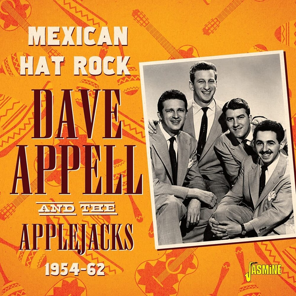 Dave Appell  & The Applejacks - Mexican Hat Rock 1954-1962 (Uk)