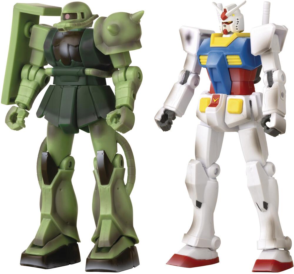 - Epic Battle 2pk Rx-78-02 Vs Ms-06 Zaku Ii 2021