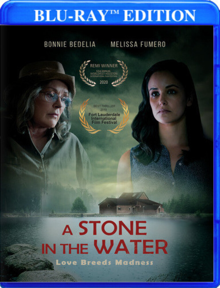 - Stone In The Water / (Mod Ws)