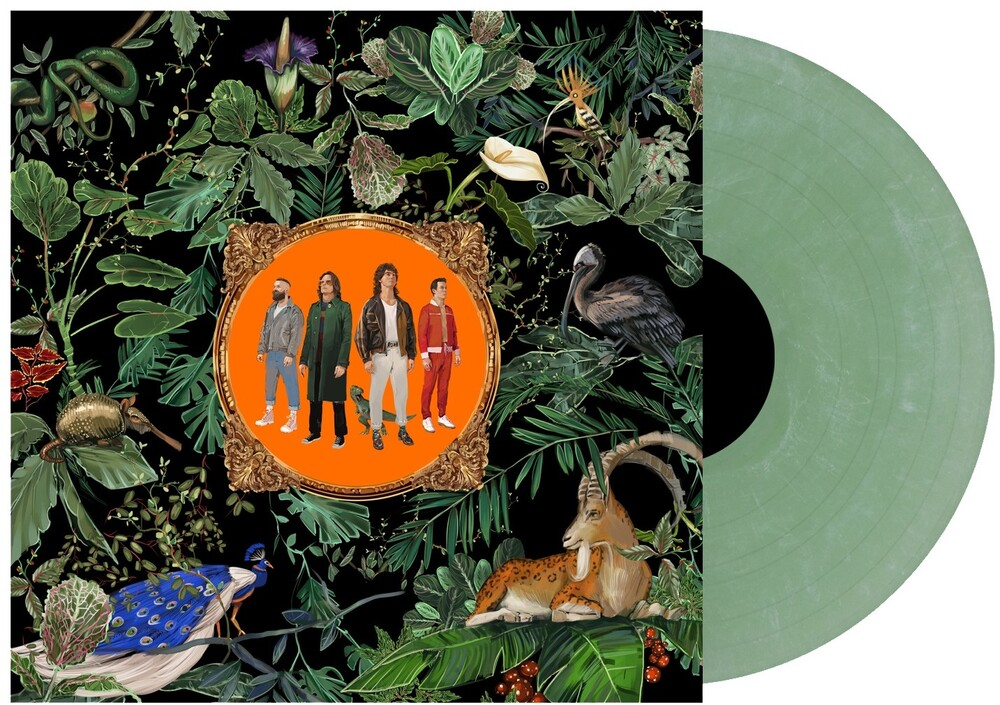 Don Broco - Amazing Things (Green Marble) [Colored Vinyl] (Grn)