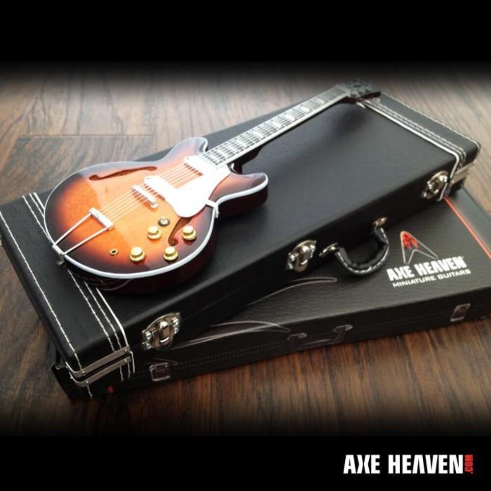 - Axe Heaven Mini Guitar Black Guitar Case (Clcb)