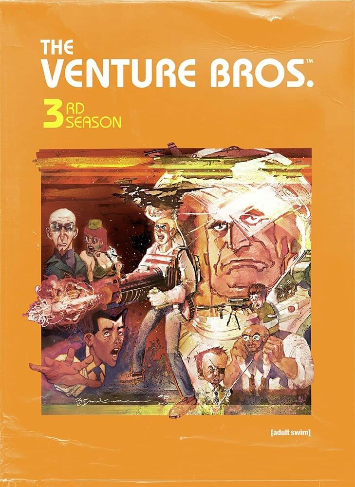 - The Venture Bros. The Complete Third Season