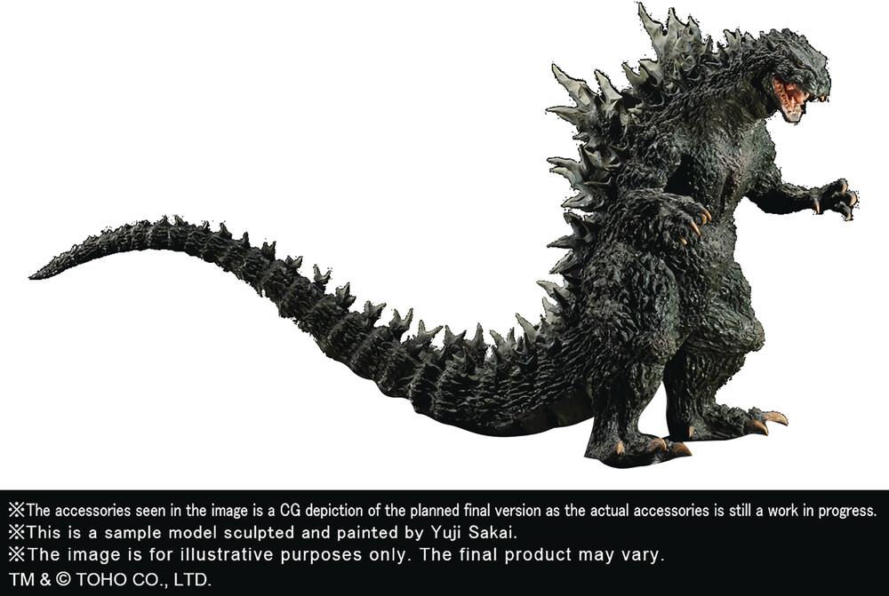- Godzilla 2000 Millennium Maquette Replica Vinyl
