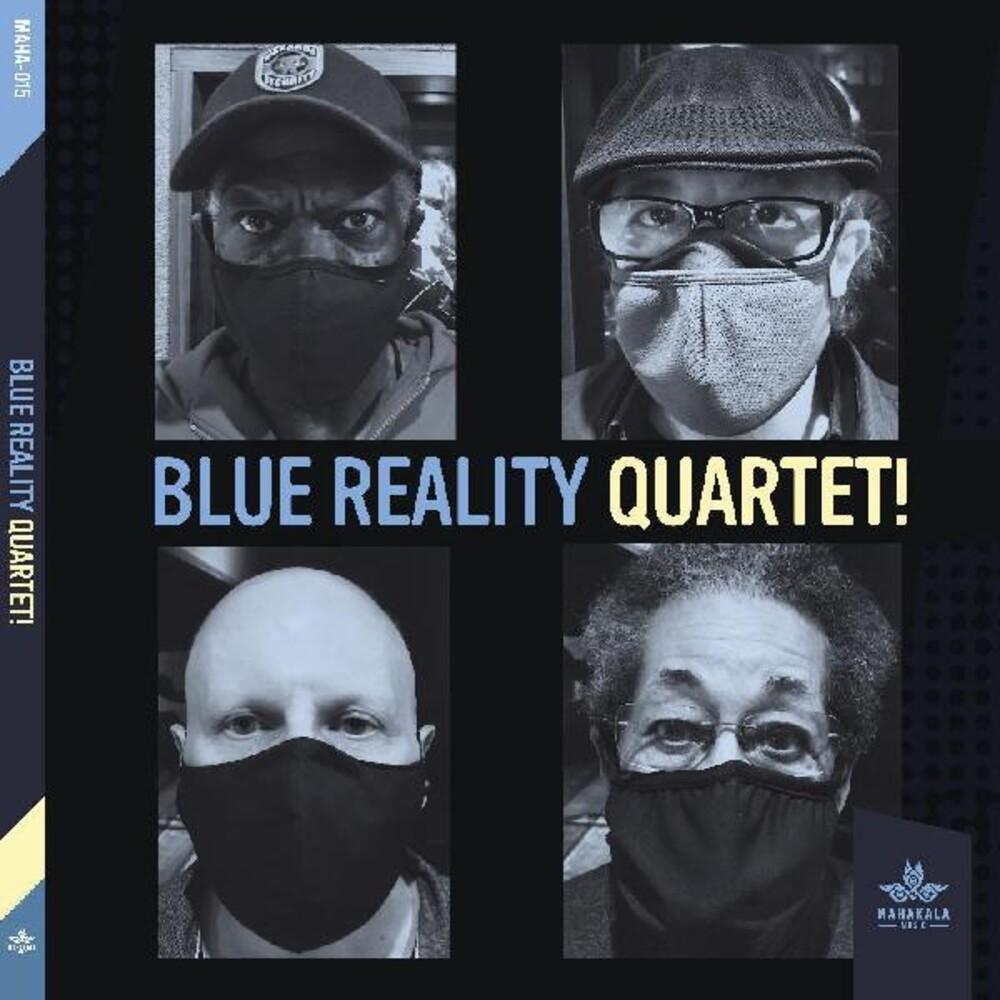 Michael Marcus  / Mcphee,Joe / Rosen,Jay - Blue Reality Quartet