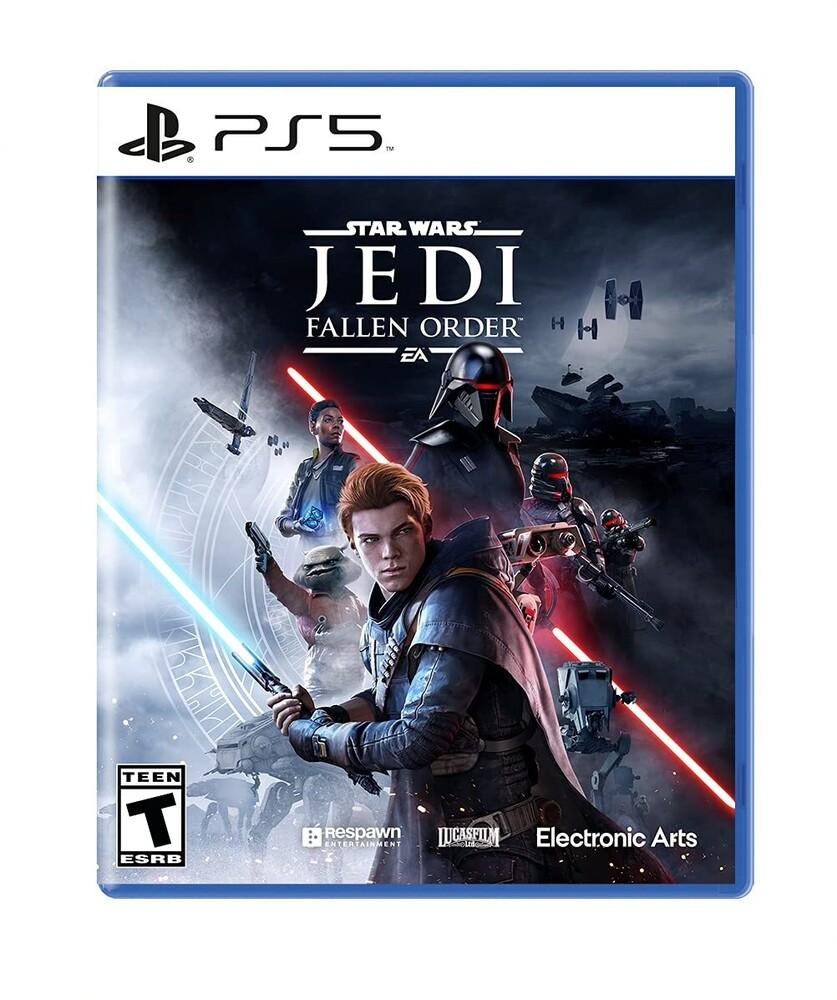 Ps5 Star Wars Jedi Fallen Order - Ps5 Star Wars Jedi Fallen Order