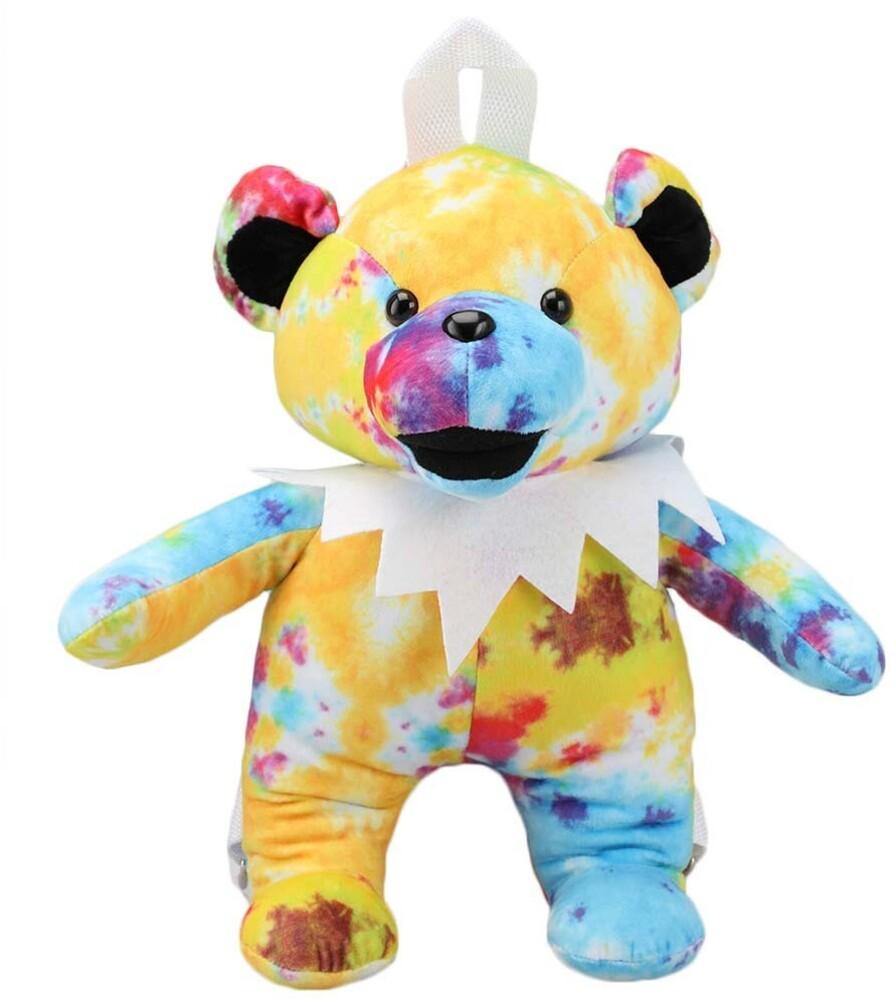 Grateful Dead Dancing Bear Plush Mini Backpack - Grateful Dead Dancing Bear Plush Mini Backpack