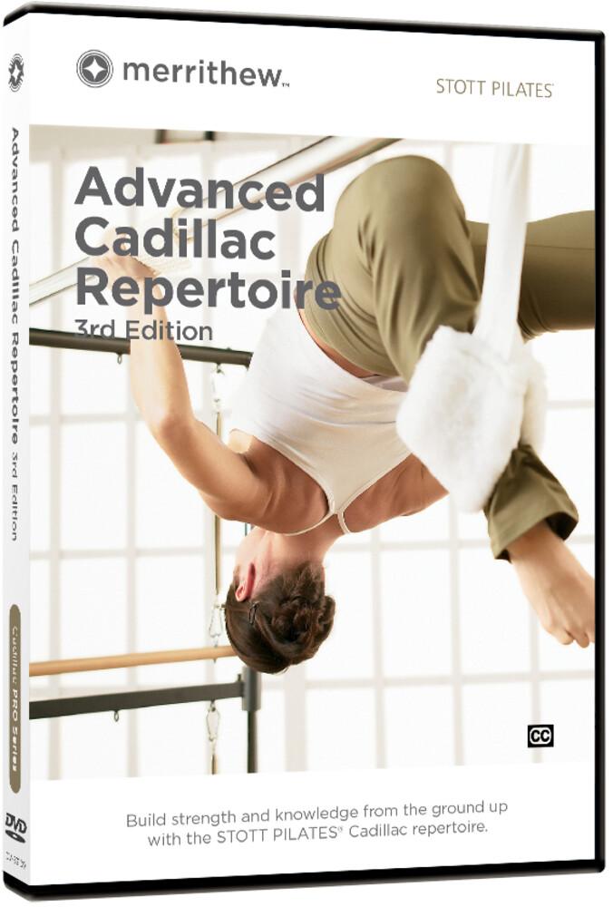 - Stott Pilates Advanced Cadillac Rep 3rd Ed