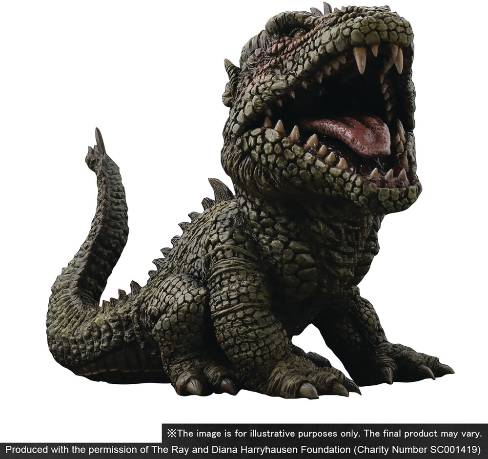 - Ray Harryhausens Rhedosaurus Defo Real Vinyl Statu