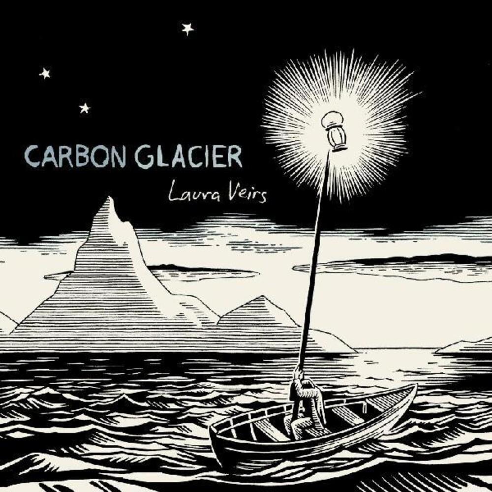 Laura Veirs - Carbon Glacier (Blk) [Clear Vinyl]