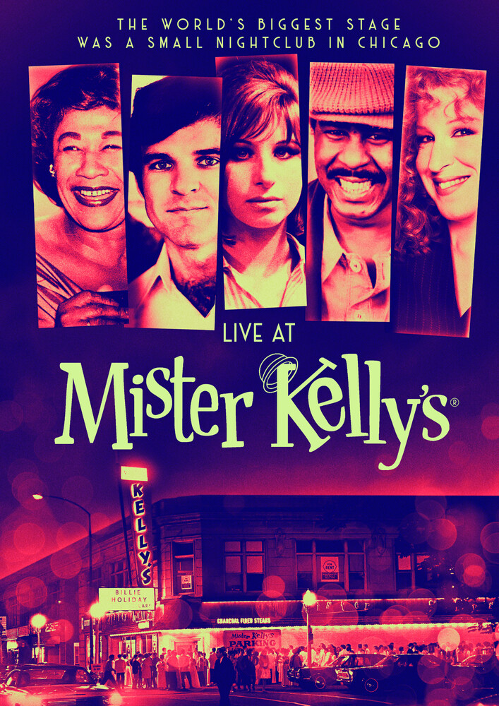 Live at Mr. Kelly's (2021) - Live At Mr. Kelly's (2021)