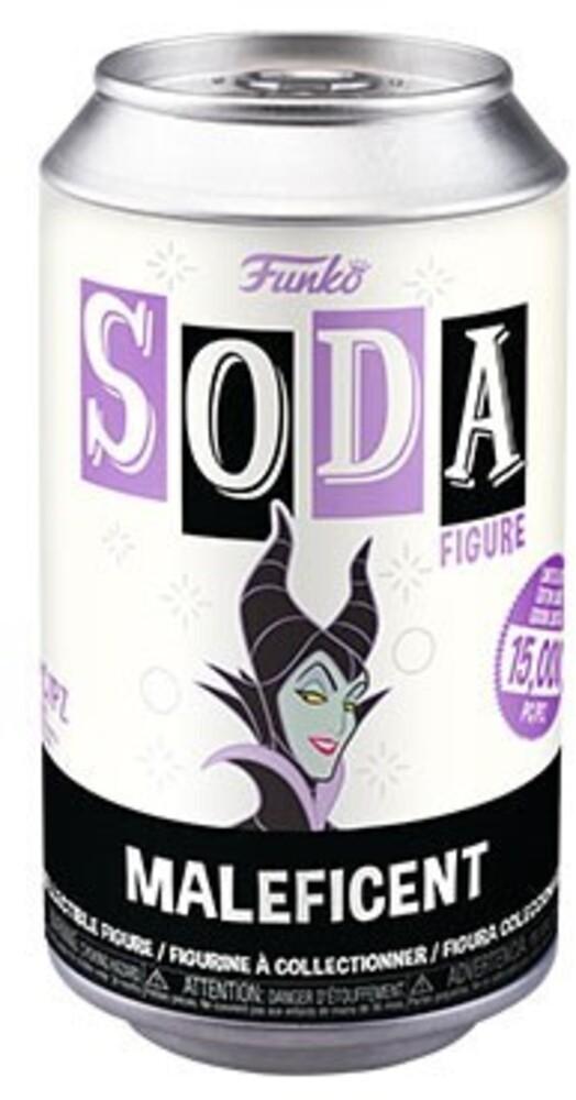 Funko Vinyl Soda: - Disney- Maleficent (Vfig) (Chv)