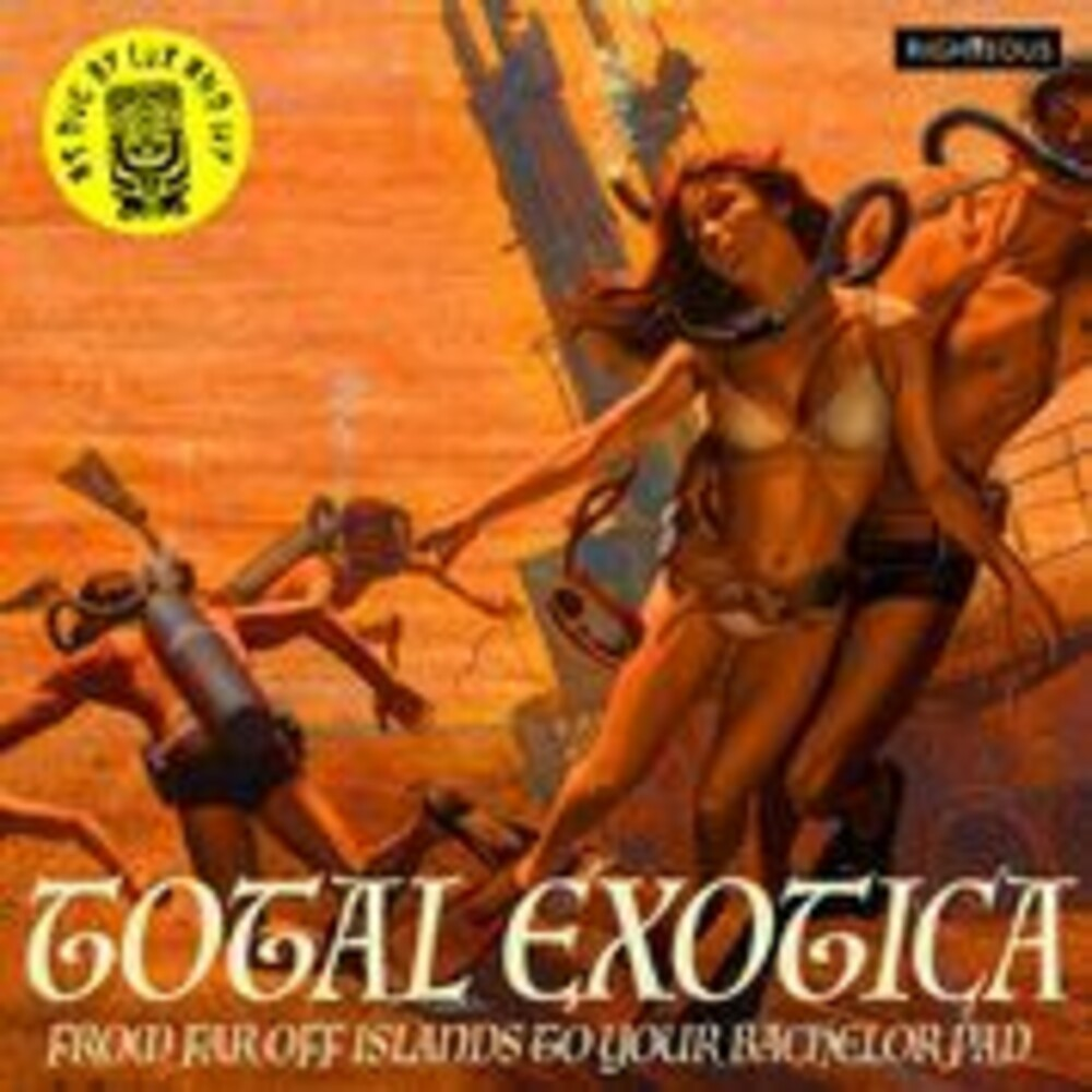 Total Exotica: As Dug By Lux & Ivy / Various - Total Exotica: As Dug By Lux & Ivy / Various (Uk)