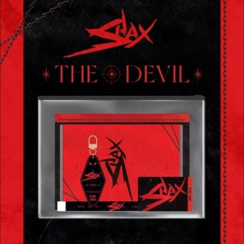 Shax - Shax Album Kit The Devil (Kbs Drama Imitation)