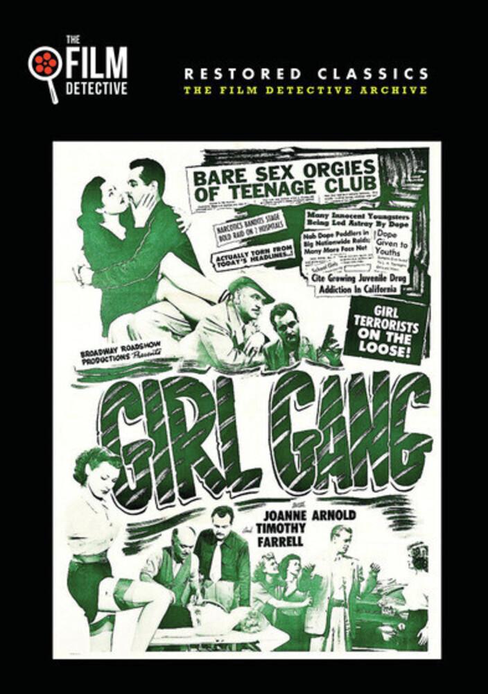 Girl Gang - Girl Gang / (Mod Rstr)