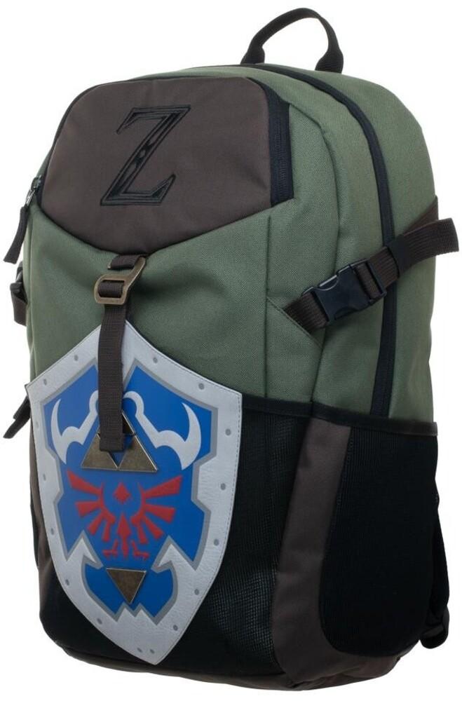 Nintendo Legend of Zelda Shield Backpack - Nintendo Legend Of Zelda Shield Backpack (Back)
