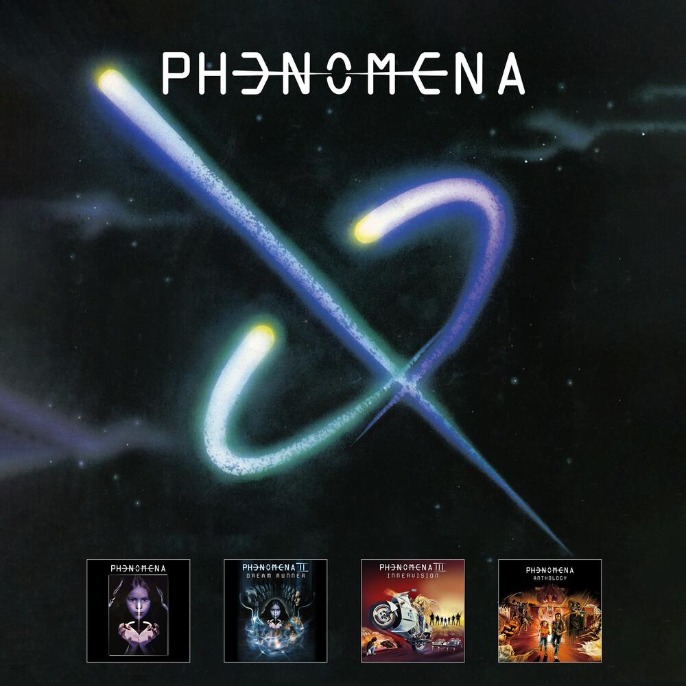 Phenomena - Phenomena / Dream Runner / Innervision / Anthology