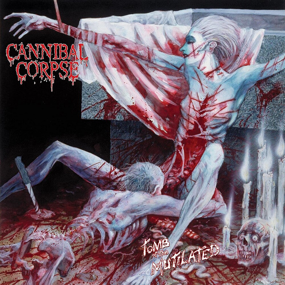 Cannibal Corpse - Tomb Of The Mutilated [Colored Vinyl] (Red)