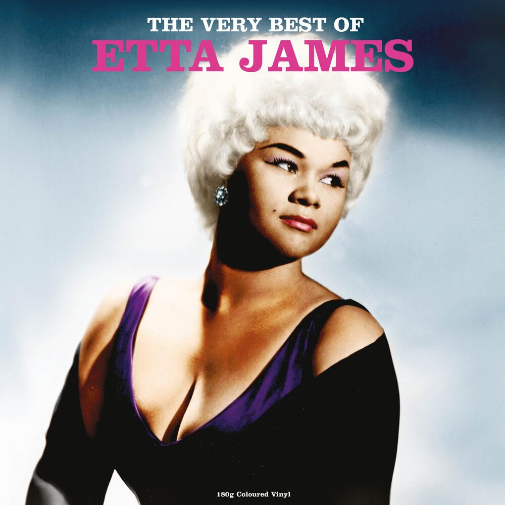 Etta James - Very Best Of [Colored Vinyl] (Pnk) (Uk)