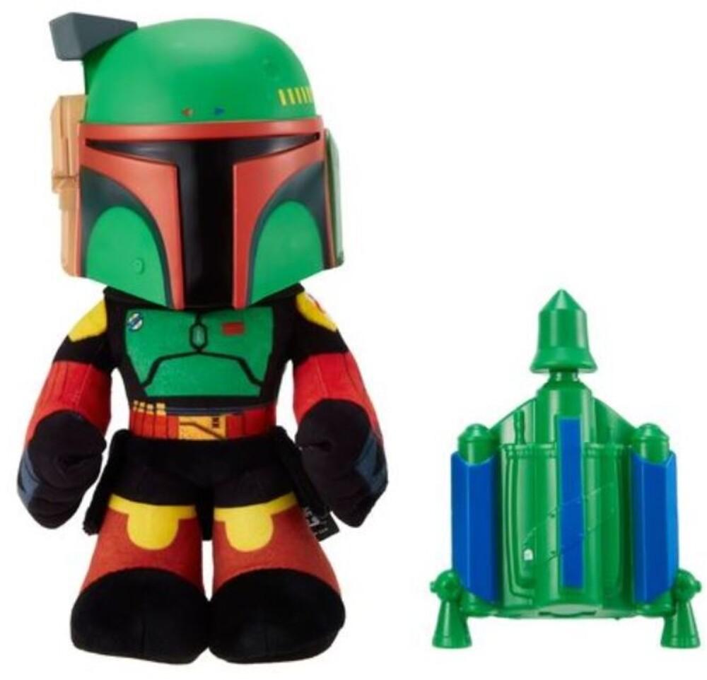 Star Wars - Star Wars Boba Fett Command Plush (Plus)