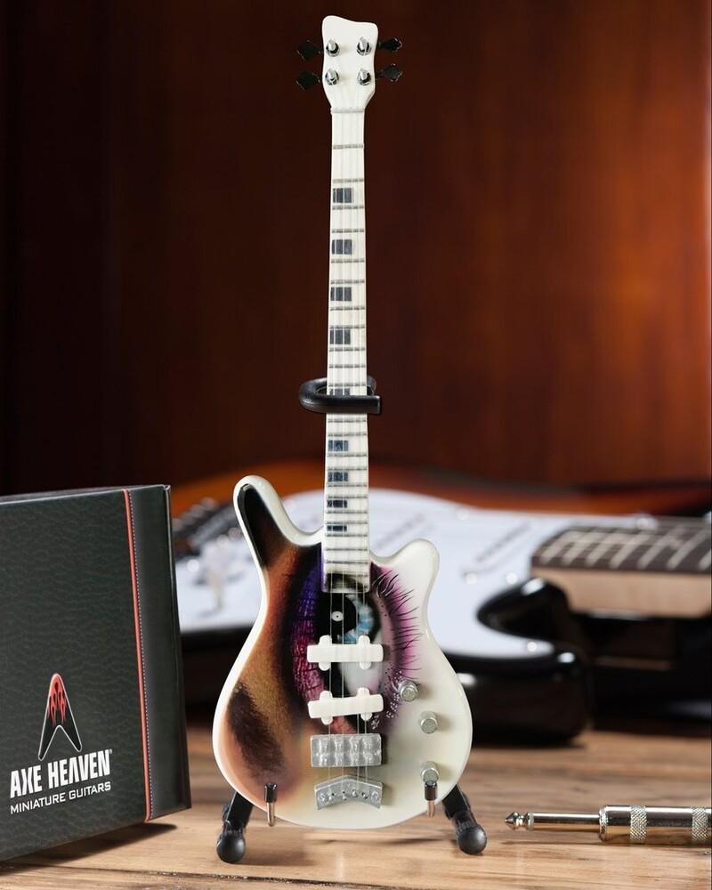 Prince One Eye Signature Mini Bass Guitar - Prince One Eye Signature Mini Bass Guitar (Clcb)